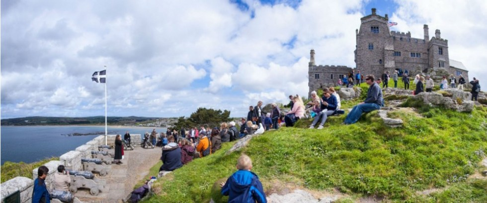 Entertaining Myths And Legends Of St Michael's Mount, 20th – 25th October 2019