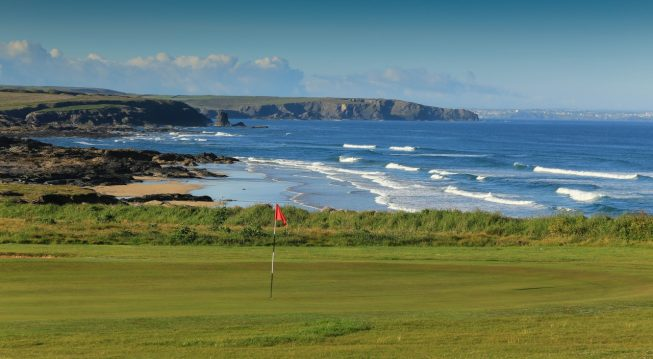 Great Golf Courses Of Cornwall