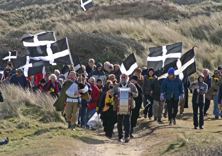 St Piran's Day Celebrations 5-8 March 2020