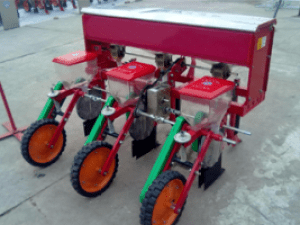 corn seed planting machine