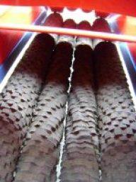 corn shucker rollers