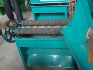 maize shucker machine