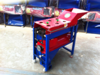 maize shucking machine