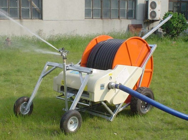 farm irrigation machine in South Sudan
