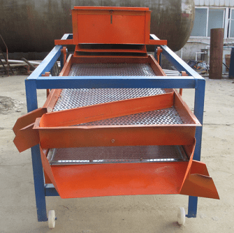 maize cleaner machine