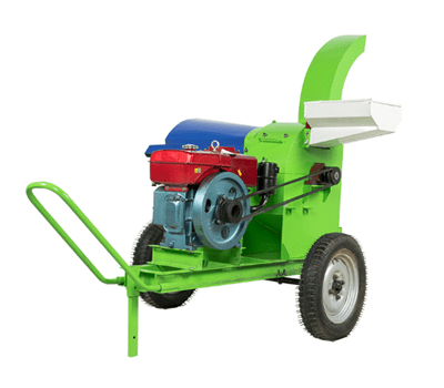 chaff cutter grinder machine