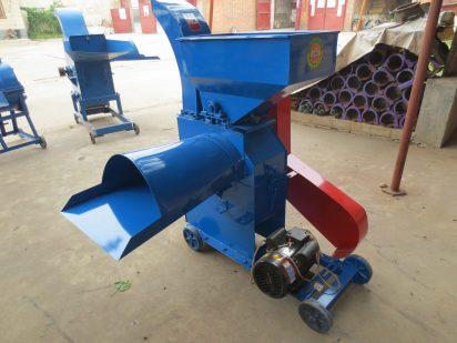 chaff cutter grinder machine