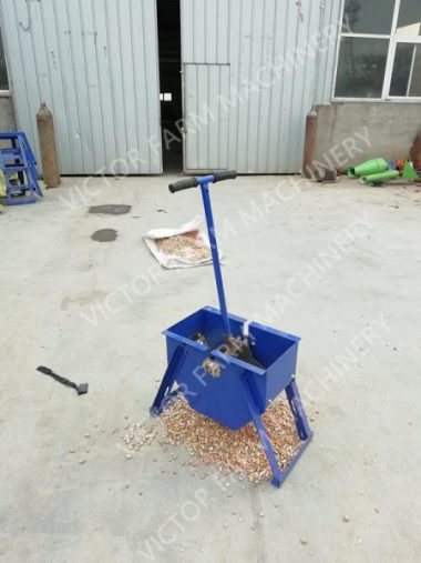 manual peanut sheller machine