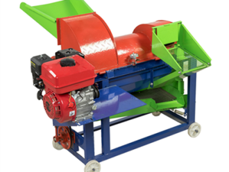 multifunction grain thresher machine for sorghum
