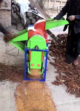 sorghum thresher for Kenya