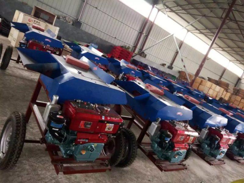 jute fiber extraction machine