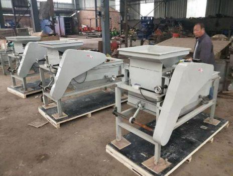 almond sheller machine