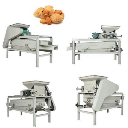 almond breaker machine