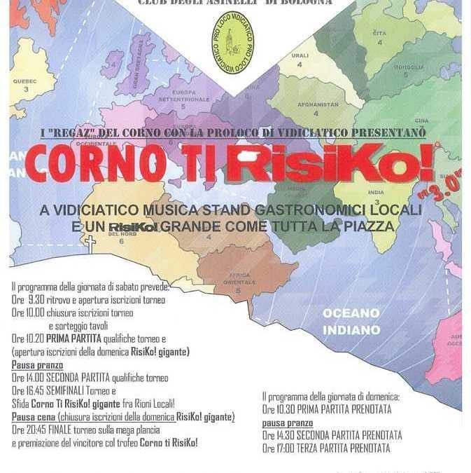 CORNO TI RISIKO! 3.0