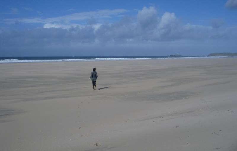 Hayle Towans Beach Upton Towans North Cornish Coast Cornwall Beaches