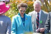Princess Ann at Royal Cornwall Show