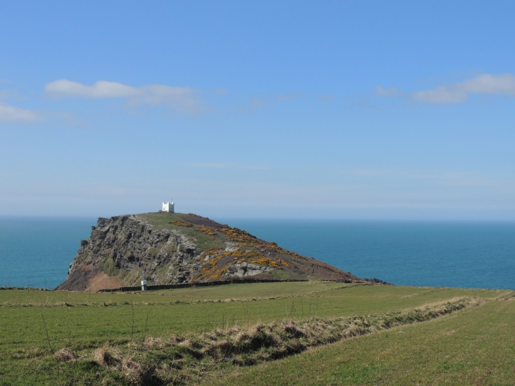 Boscastle lookout