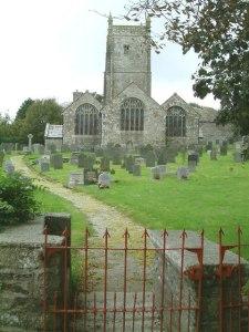 Davidstow Church, Cornwall by Mark Camp