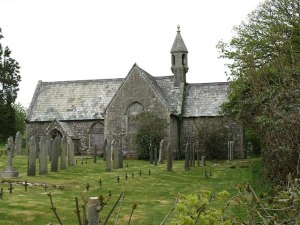 Holy Trinity Church, Bolventor by Derek Harper