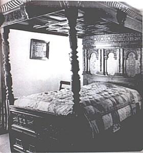 Penfound Manor - Bedroom