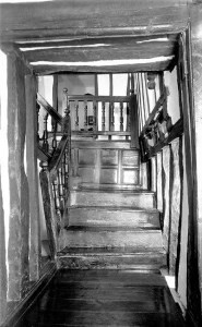 Penfound Manor Stairs