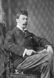 Arthur Quiller-Couch as a Young Man