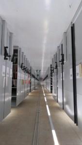 Kresen Kernow - One of the vaults preserving Cornish documentation