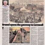 Ertach Kernow - Brunel opens the gateway to Cornwall
