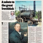 Ertach Kernow - A salute to the great Trevithick
