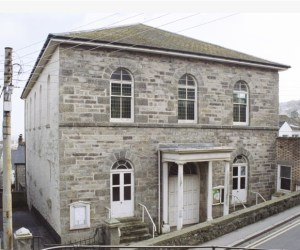 Nonconformist (Wesleyan) chapel. 1834, enlarged 1866