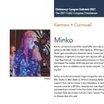Kernow Ent' Minko