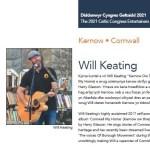 Kernow Ent' Will Keating