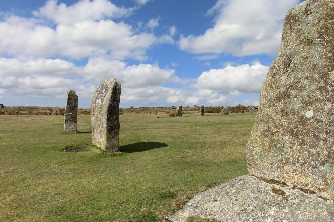 The Hurler Stone Circles