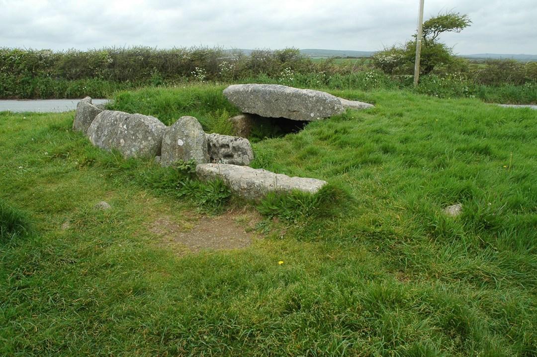 Tregiffian Burial Chamber