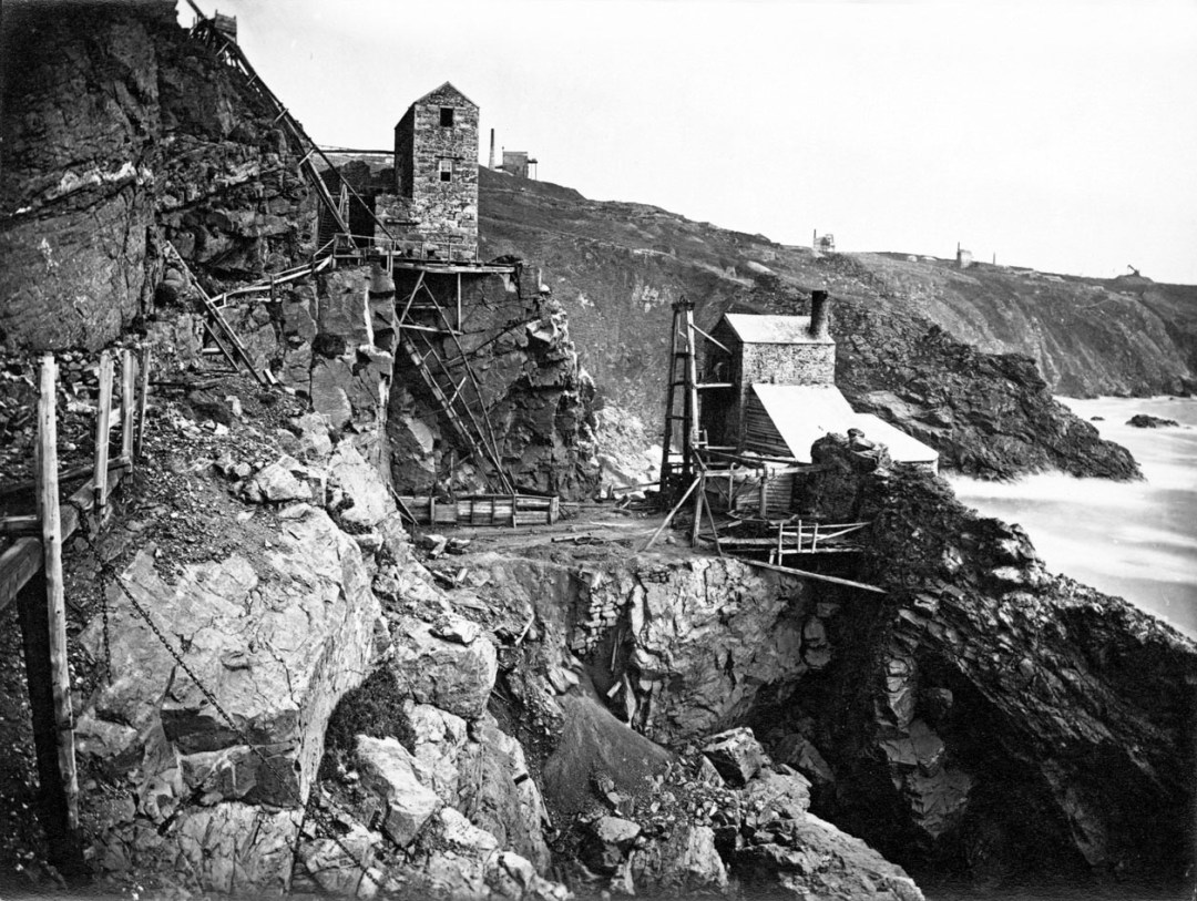 Crown Mines, Botallack