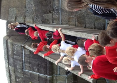 St Barnabas Multi Academy Trust visit to Pendennis Castle