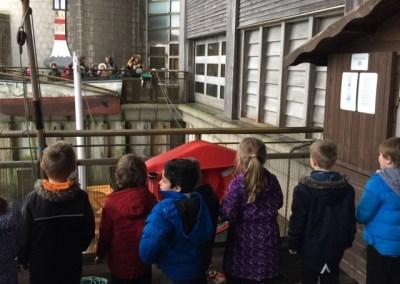 Liskeard Hillfort Primary School visit Falmouth Maritime Musem