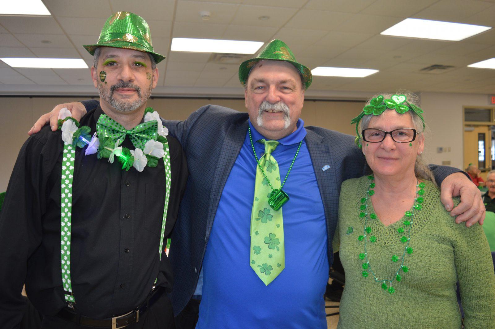 Long Sault Celebrates St Patrick S Day