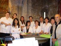 Coro di Viarolo a Vigoleno (PC), 2006