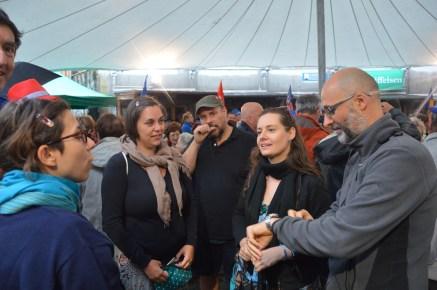 Festival Alta Pusteria 2017, festa dell'arrivederci e consegna dell'attestato di partecipazione, Sesto, 24 giugno 2017