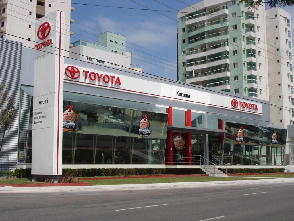 Concessionária Toyota região Nordeste