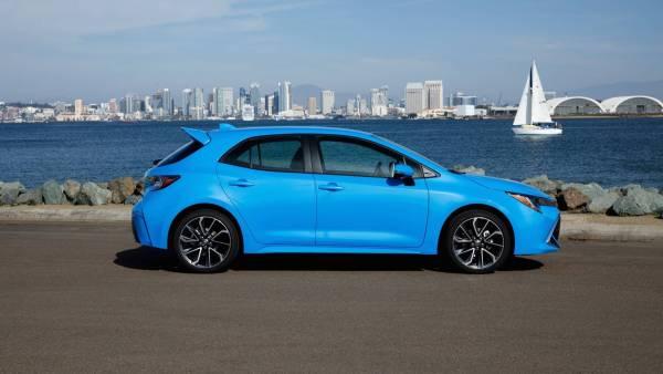 Toyota corolla Hatch hibrido