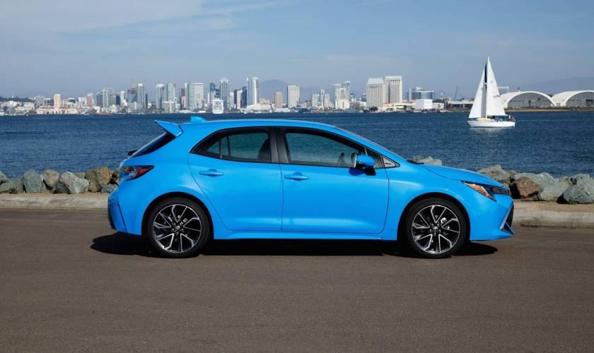O Novo modelo do Toyota Corolla pode ter versão Esportiva com Motor Híbrido