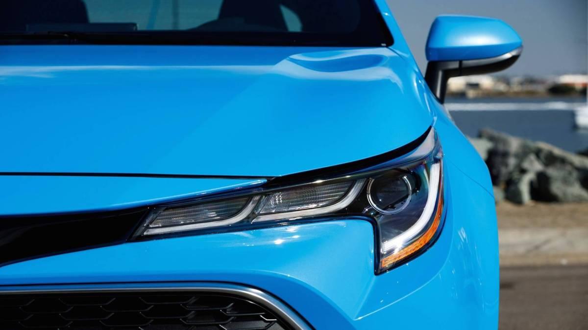 Corolla cross Hatch 2019