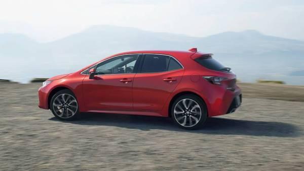 Corolla Hatch Híbrido