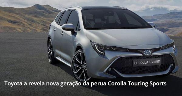 Corolla Touring Sports 2019