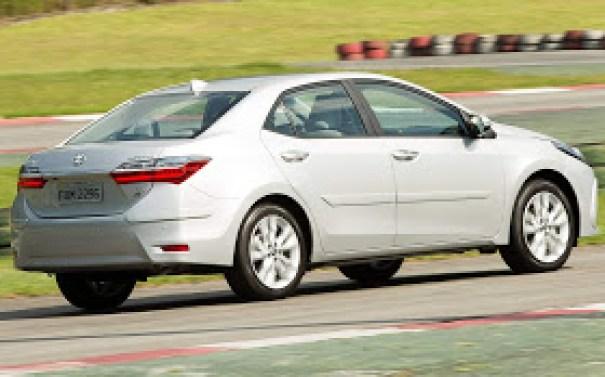 Comprar Toyota Corolla com Desconto