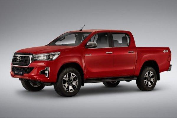 Nova Toyota Hilux 2019