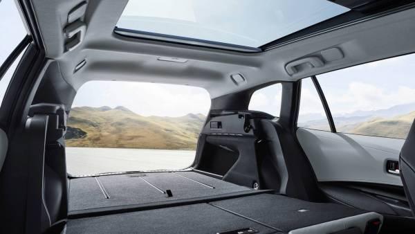 Porta Malas Toyota Touring