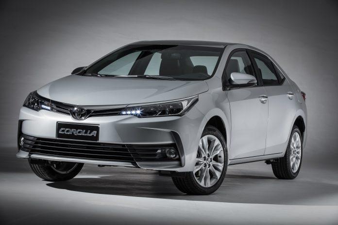 O Toyota Corolla Atingiu a Marca de Veículo mais Vendido do Mundo em 2018
